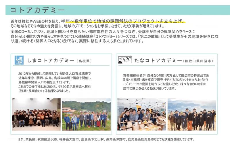 【PEACS WEB SEMINAR】ソトコト×ランドネ編集長対談!メディアでつながる関係人口~SDGs的ローカルファンの作り方〜 _ 2021年7月29日実施 4-23 screenshot
